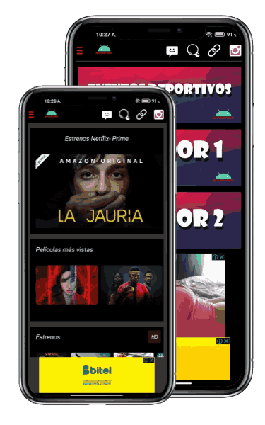 contraseña iptv chile films app